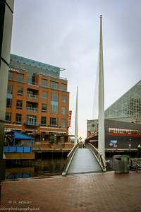 Inner Harbor: Baltimore, MD