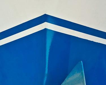 Blue Study 8415