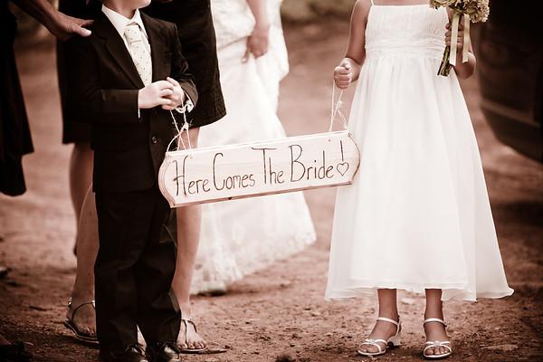 Wedding at the grand canyon, arizona