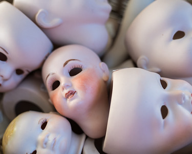 Doll Heads 358