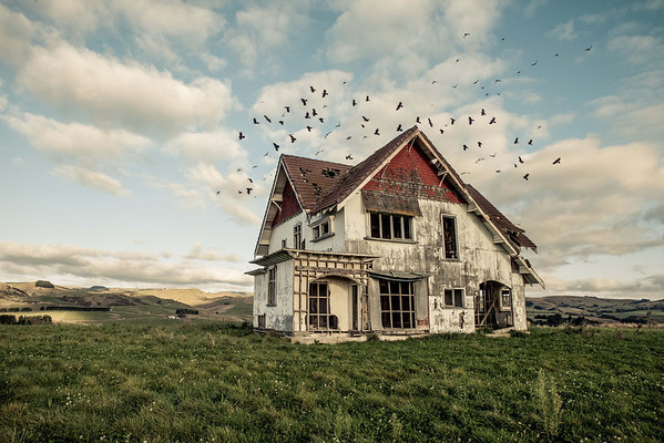 The House That Love Left