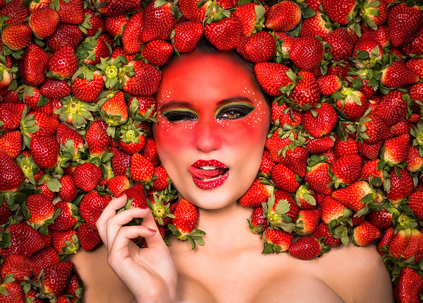 Richard Blouin - Strawberry
