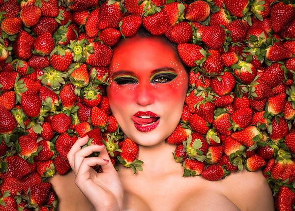 Richard Blouin - Strawberry