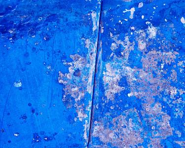 Blue Study 1387