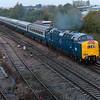 1Z45 Burton on Trent to Swanage departes Swindon.