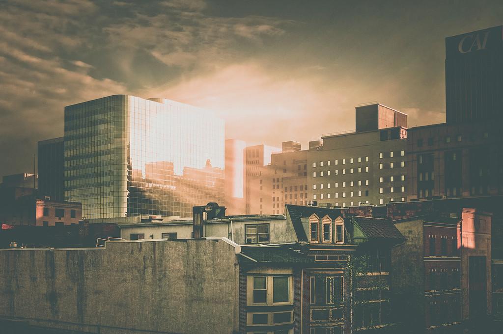Morning  Light, Wilmington, DE, 2011.