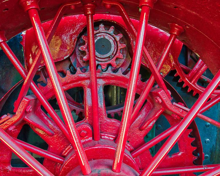 Red Wheel 1226