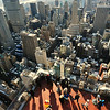 Manhattan from Top of the Rock