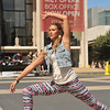 FASHION AND YOGA AT THE LINCOLN CENTER
