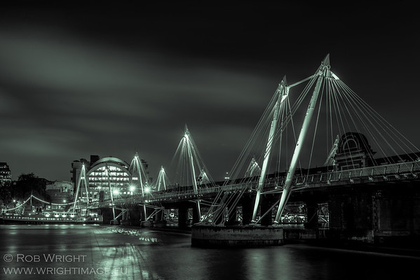 Jubilee Bridge, London