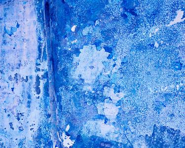 Blue Study 1390