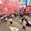 REVLON  RUN / WALK FOR WOMEN  /   Times Square  to  Central Park