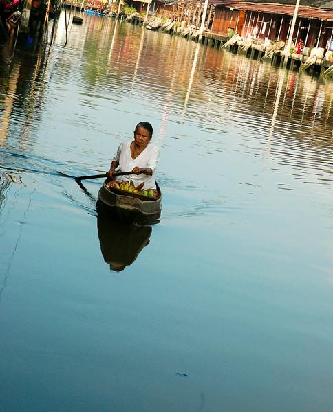 Canal Commuting<br /> Amphawa, Samut Songkhram