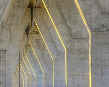 Concrete Glowing 3452