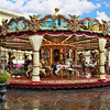 THE ANTIQUE CAROUSEL OF THE PICCI FAMILY: FLORENCE, ITALY
