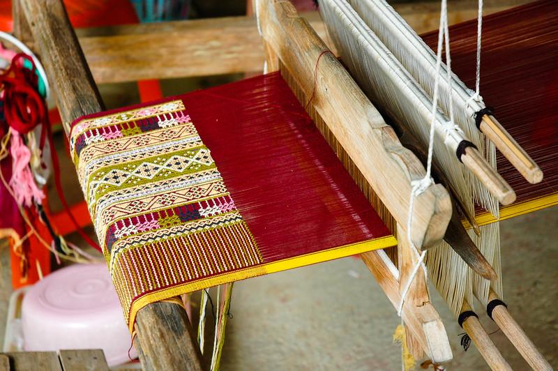 Teenjok Loom<br /> Ban Hat Siaw, Sukhothai Province