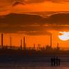 Stanlow Sunrise 2