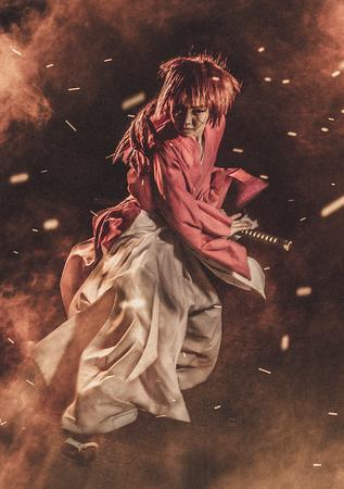 The Art of Mezame - Kenshin