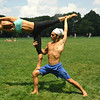 ACROYOGA in Central Park, NYC - 2011