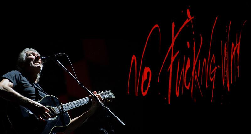 Roger Waters, Philadelphia, PA, 2012.