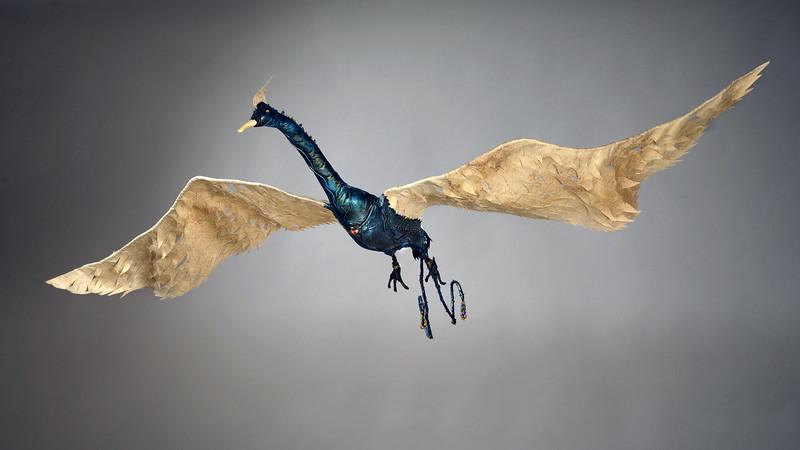 Hopestille, the Spirit Bird