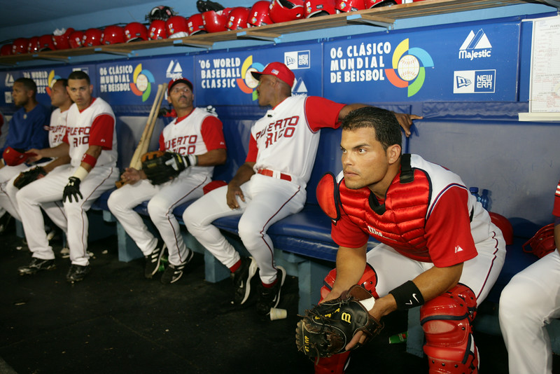 Ivan Rodriguez Best Catcher I ever watch play the Game