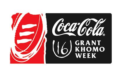 Coca Cola u16 Grant Khomo week