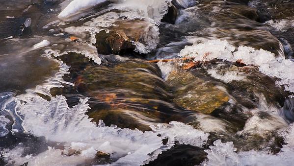 Run River East, Arden DE Winter 2015