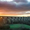 Cefn Mawr, Sunrise