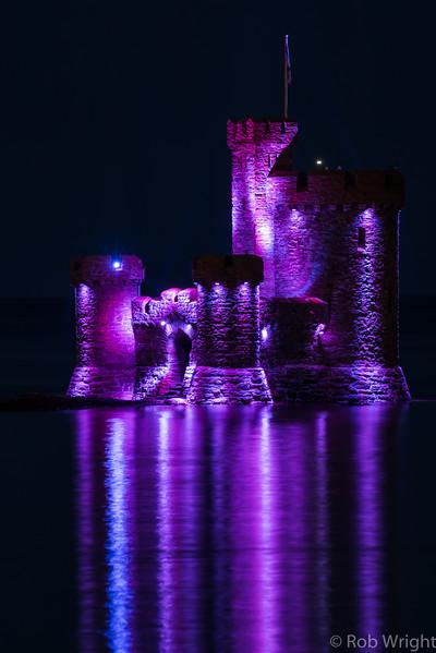 Tower of Refuge, Isle of Man