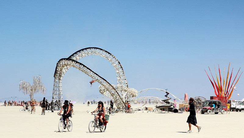 Lotus Flower Camp - Burningman 2011