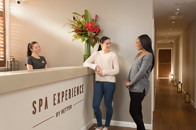 Spa Experience campaign