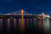 The Tilikum Crossing in Portland, Oregon.