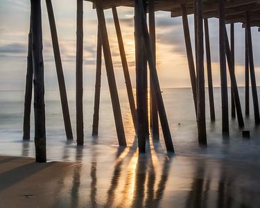 Pier Sunrise 9116