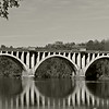 Fredericksburg Virginia train bridge
