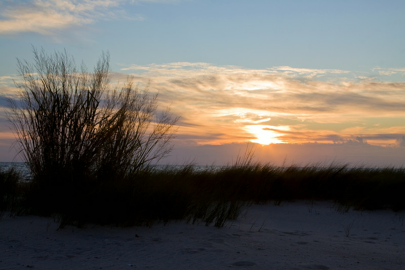Bethany beach in the Northern Neck, Virginia