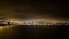 Foggy San Francisco Skyline
