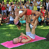 AcroYoga in Central Park  2013