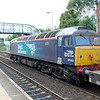 57003 rear loco on arrival at Acle with RHTT train