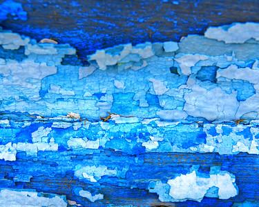 Blue Cracked 5740