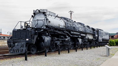 Union Pacific 4-8-8-4 Big Boy