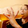 Nine pint glass.