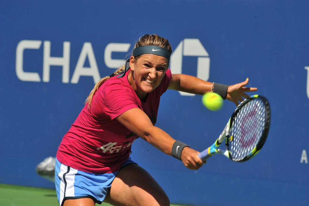 US  OPEN  TENNIS TOURNAMENT  2013    -    Victoria  Azarenka