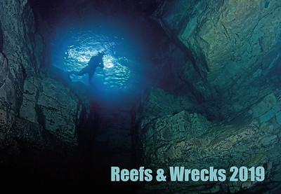 Our 8th Year of Reefs & Wrecks Calendar!
