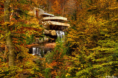 Autumn at Fallingwater