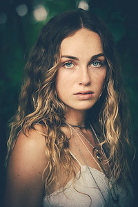 Zella Day, Musician, Location Shoot