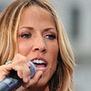 Sheryl  Crow  Concert  in  NYC    /    Apple  Plaza