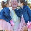 Daddy's little girls...