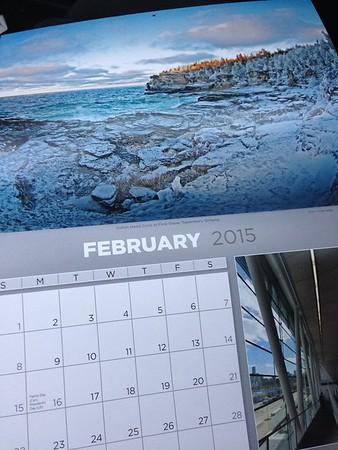 Manufacturer's Promotional Calendar