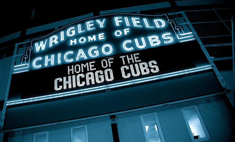 Wrigley Marquis - The Blue Period